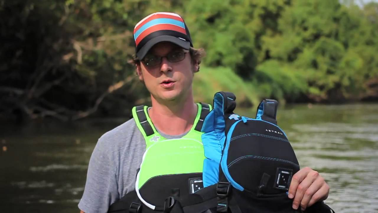 Greenjacket PFD by ASTRAL - YouTube
