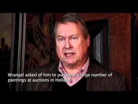 An introduction to the artwork at Skokloster castle