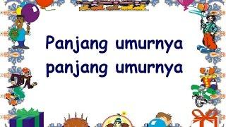 PANJANG UMURNYA (LIRIK) - Lagu Anak - Cipt. .......... - Musik Pompi S.