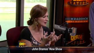 Dish Nation - John Stamos Wants to Hear about How You Lost Your Virginity!