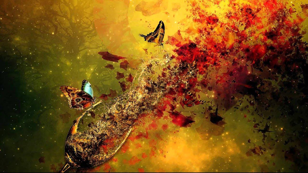 I Love Allah Wallpaper Cute Bassnectar Butterfly Youtube