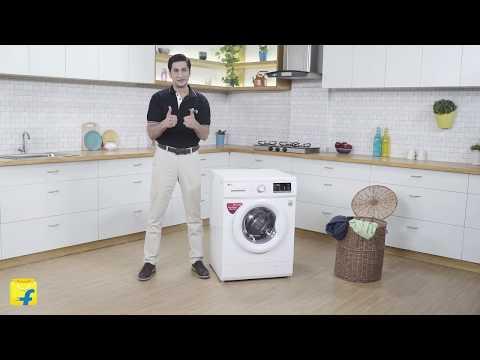 LG Fully Automatic Front Load Washing Machine