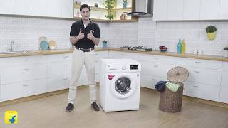Lg Fully Automatic Front Load Washing Machine