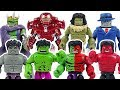 Dinosaur has changed  Marvel Avengers Minimates Grey  Red  Compound Hulk army  Go    DuDuPopTOY MP3