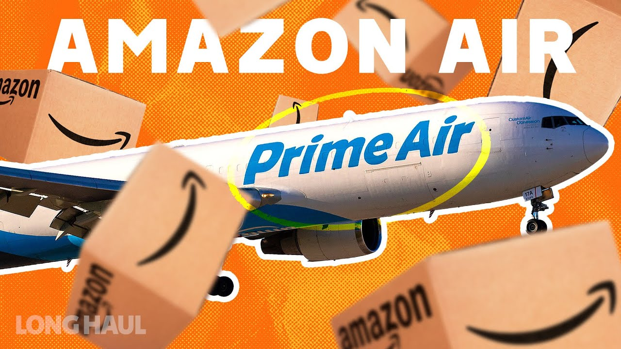 The Incredible Rise Of Amazon Air: 6 Years And 77 Planes