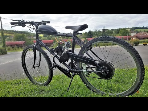 Homemade Bike With
