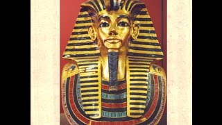 Egyptian Pharaoh Tutankhamun Catalog of tomb contents in HD.