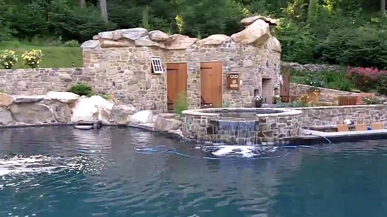 Coolest swimming pool ever!!! - YouTube
