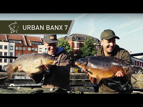 Urban Banx Carp Fishing Alan Blair in Bristol - Urban Banx 7