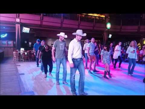 WL Live in Nashville-Day 6-Line Dance at WildHorse Saloon