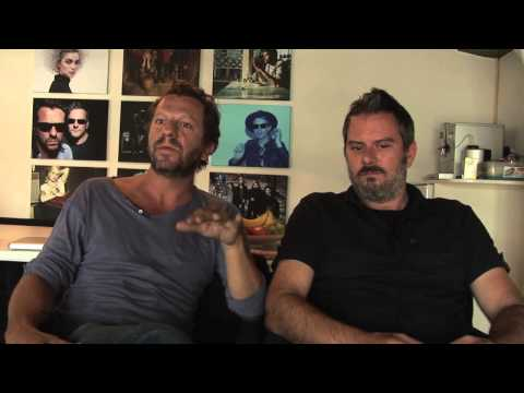 Magnus interview - Tom Barman & C.J. Bolland (deel 1)