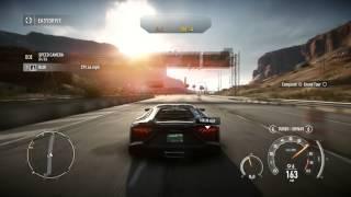 Need for Speed Rivals - Lamborghini Aventador LP720-4 50th Anniversario Edition Top Speed PC [HD]