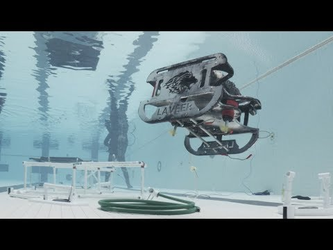 Oregon Underwater Robotics Competition