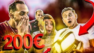 CE BALLON M'A COÛTÉ 200€ !