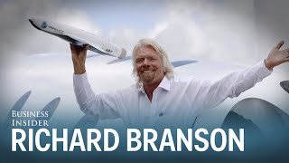 Richard Branson Tells Us About His Career Turning Point