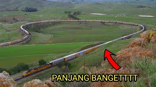 Download Video WOW PANJANG BANGET!! 5 REKOR KERETA API PALING UNIK DI DUNIA MP3 3GP MP4