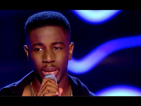 The Voice UK 2014 Blind Auditions Jermain Jackman 'And I Am Telling You' FULL