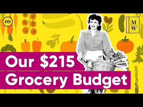 How I Cut My Grocery Spending By 50% & Still Ate Healthy | Making It Work