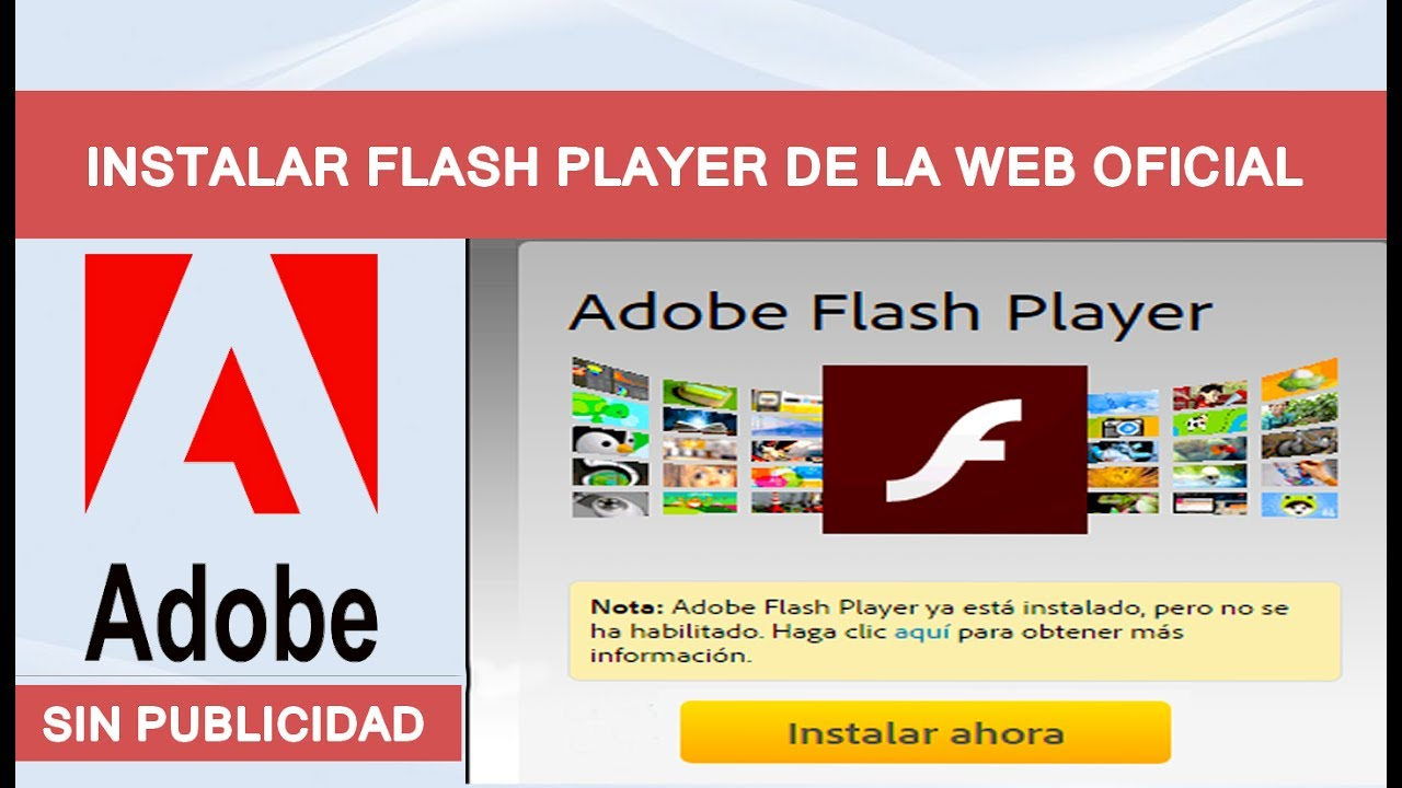 Flash Player Gratis