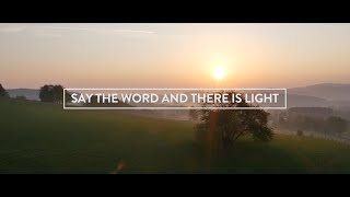 Say The Word - Lyric / Music video - Hillsong United - Empires 2015
