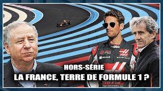 LA FRANCE, TERRE DE FORMULE 1 ? Hors série Les Pistonnés