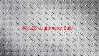 LED meter light