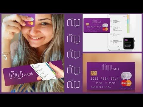 Cartão de crédito Nu Bank - Tecnologia e Inovação