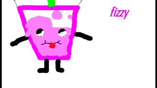 moshi monsters drawn moshling fizzy