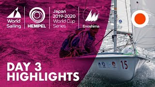 Day 3 Highlights | Hempel World Cup Series Enoshima 2019