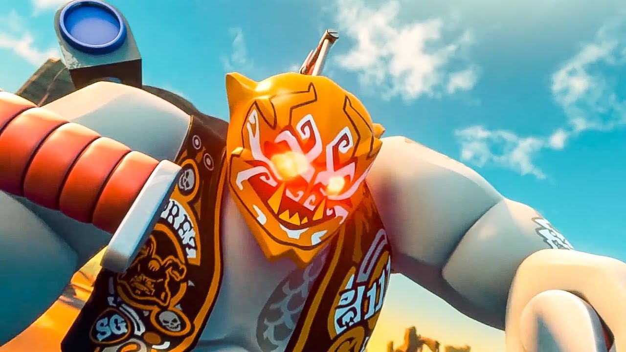 Lego Ninjago Season 8 Oni Masks Power Trailer 2018 Hd