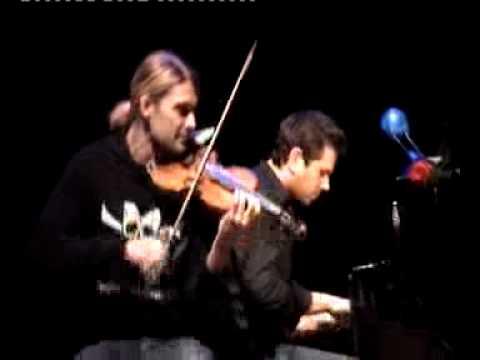 DAVID GARRETT live - Summertime (Porgy and Bess) - GERSHWIN