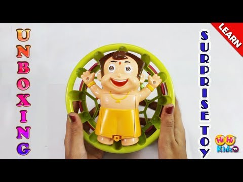 Play with Surprise Toys | Learn Colors with Surprise Toys