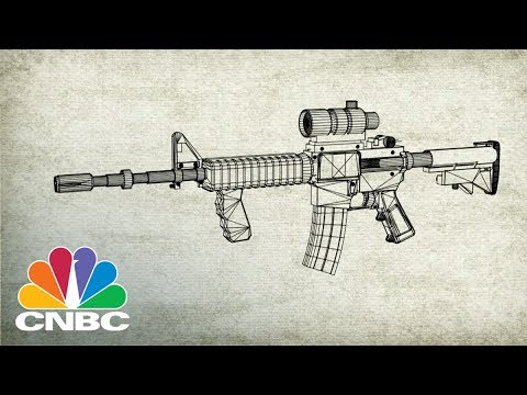 Who Makes The AR-15 Rifle? | CNBC