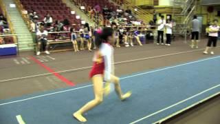 2011全港小學體操邀請賽 女子自由體操 01