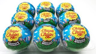 9 Surprise Eggs Chupa Chups Family Peppa Pig Video For Kids Nursery Rhymes Songs