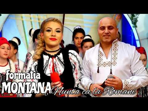 Formatia MONTANA - ,, Nunta ca la Romani ,,