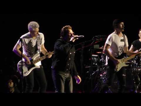 U2 - Bad (Philadelphia,Pa) 6.18.17