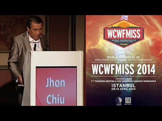 A Surgeons Perspective of Endoscopic MISS Including Pearls and Tricks - Jhon CHIU - WCWFMISS 2014