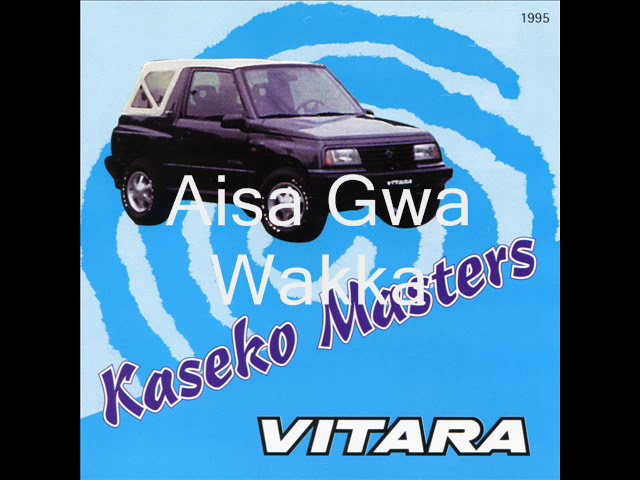 Kaseko Masters - Aisa Gwa Wakka