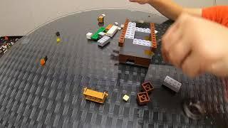Як зробити будиночок для Зомбі LEGO МАЙНКРАФТ