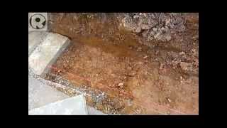 Diy How To Build A Dry Stack Stone Wall Foundation, Pa Field Stone, Rockin Walls