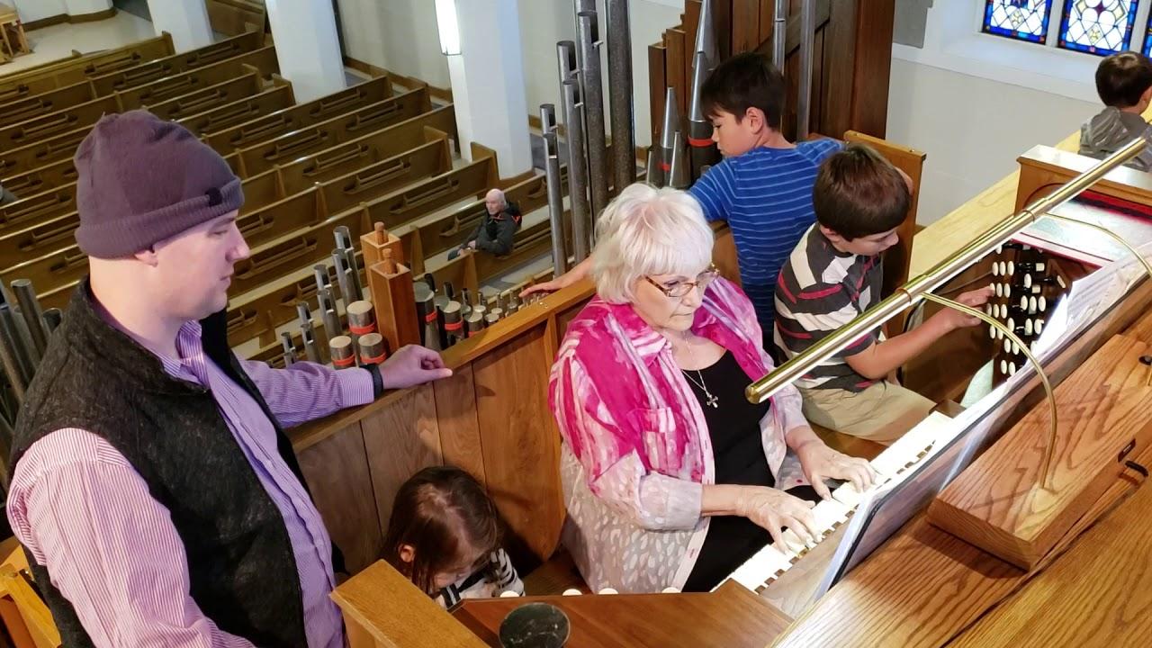 First Presbyterian (Casper, WY) Organ - October 13, 2019