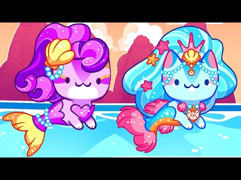 MERMAID VIP FLOOR - CAT GAME COLLECTOR