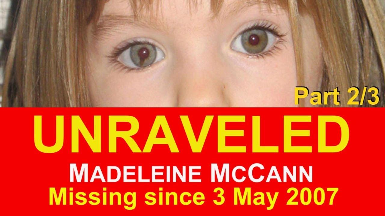 Part 2 Madeleine McCann UNRAVELED by Sandy's Numerology