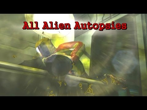 XCOM: Enemy Unknown - All Alien Autopsies |