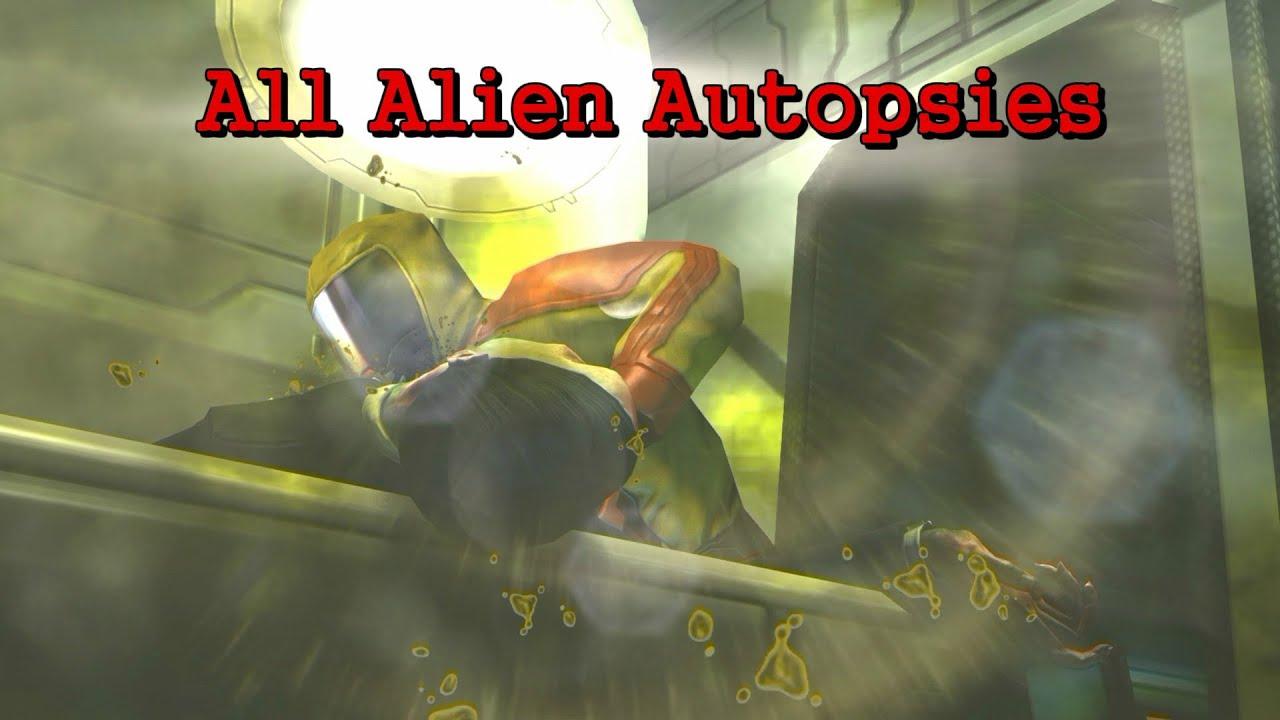 XCOM: Enemy Unknown - All Alien Autopsies - YouTube  XCOM: Enemy Unk...