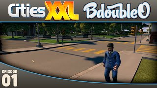 Cities XXL Gameplay :: The Beginning #1