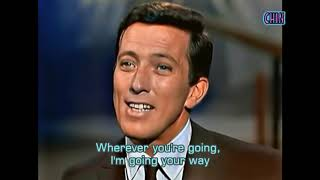 Moon River by Andy Williams with Lyrics (Best version)