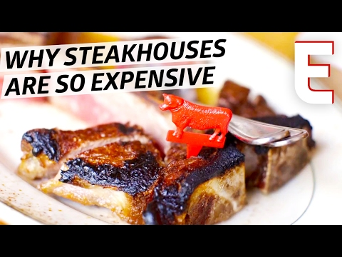 Why Is Dry-Aged Beef So Expensive?