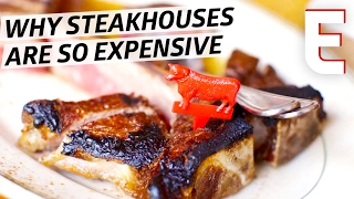 Why Steakhouses Are So Expensive — The Meat Show